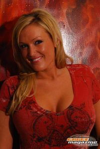 Gauge Girl Amber Lynn April 2011