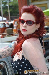 Gauge Girl Ginger August 2013