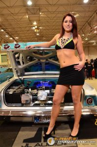 Gauge Girl Jessica Whyde March 2013