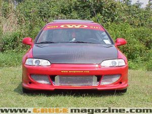 Mia-Linh di Donato 1995 Honda Civic Hatchback SI