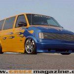 1985 Chevy Astro