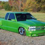 2000 Chevy S-10