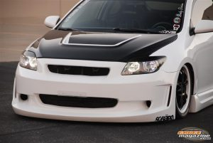 Scion Tc Custom >> 2007 Scion Tc Custom Gauge Magazine