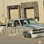 2000 Chevy 3500 on Air Suspension