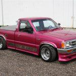 1988 Mazda B2200 Custom
