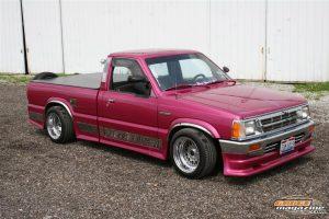 1988 Mazda B2200 Custom - Gauge Magazine