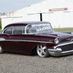 1957 Chevy Bel Air Custom