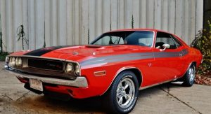 1970 Dodge Challenger owned by Justin Johnson