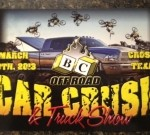 BC offroad Car Crush and Car Show