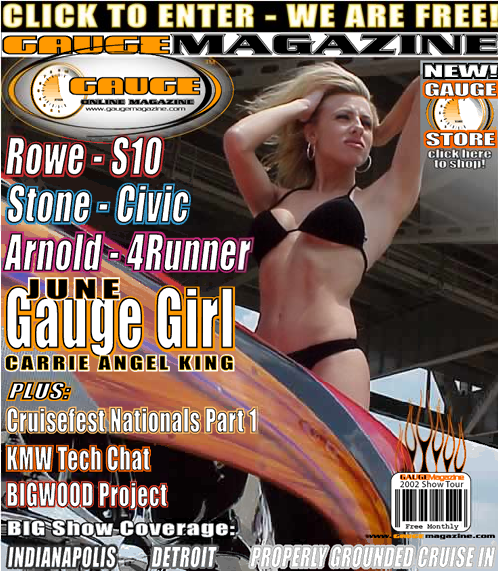 Gauge Magazine Issue - June 2002