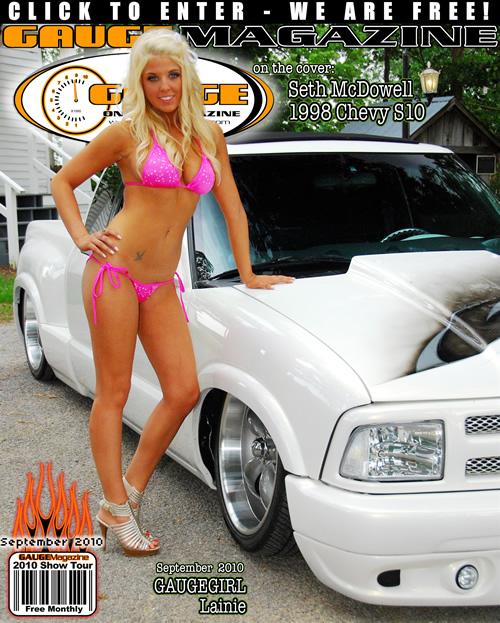 Gauge Magazine Issue - September 2010