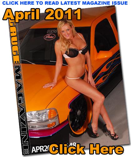 Gauge Magazine Issue - April 2011