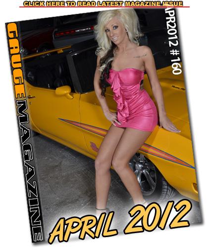 Gauge Magazine Issue - April 2012