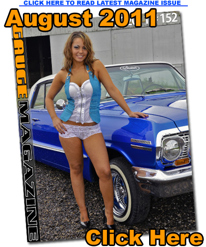 Gauge Magazine Issue - August 2011