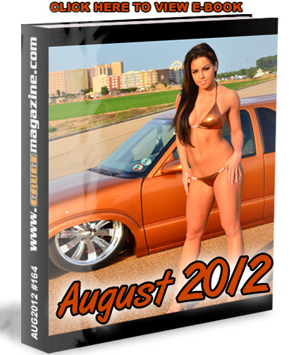 Gauge Magazine Issue - August 2012