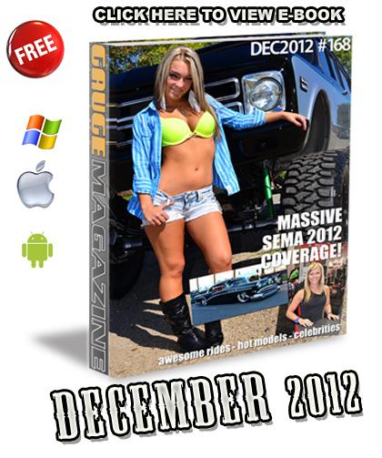 Gauge Magazine Issue - December 2012