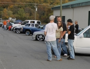Dropem Wear First Fifth Annual Car Show