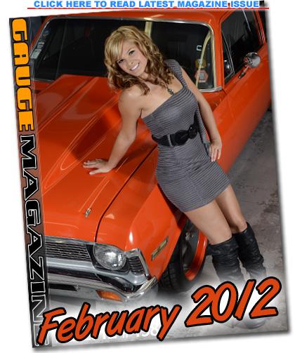 Gauge Magazine Issue - February 2012