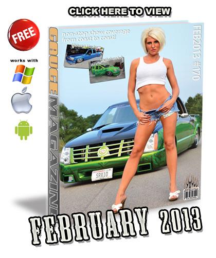 Gauge Magazine Issue - February 2013