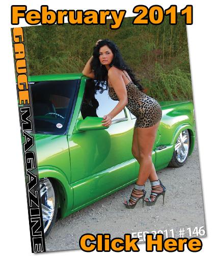 Gauge Magazine Issue - February 2011