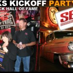 Freaks of Nature SEMA Kick Off Party 2013