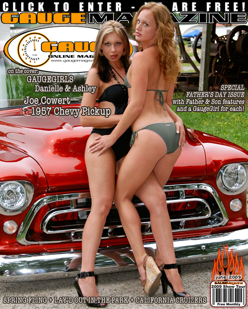Gauge Magazine Issue - June 2009