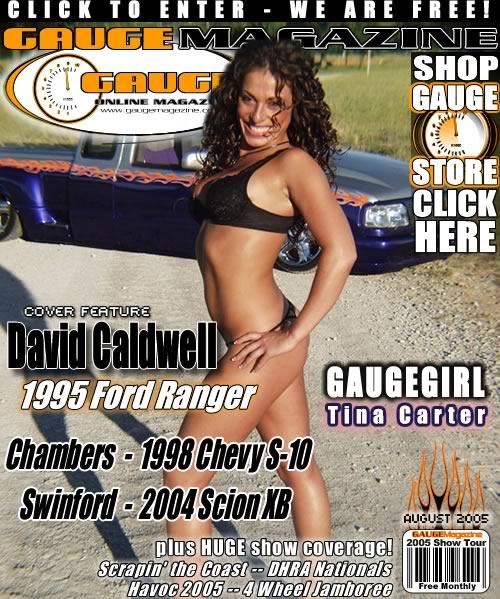 Gauge Magazine Issue - August 2005