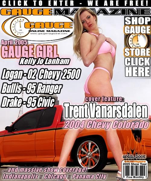 Gauge Magazine Issue - April 2005