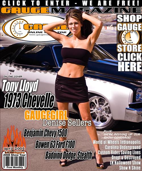 Gauge Magazine Issue - April 2008