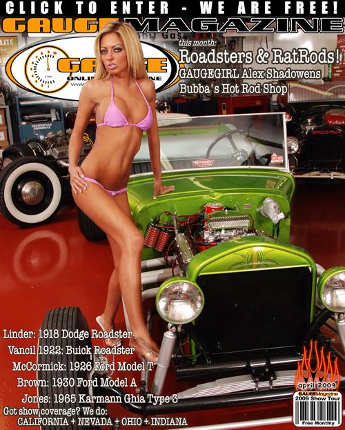 Gauge Magazine Issue - April 2009