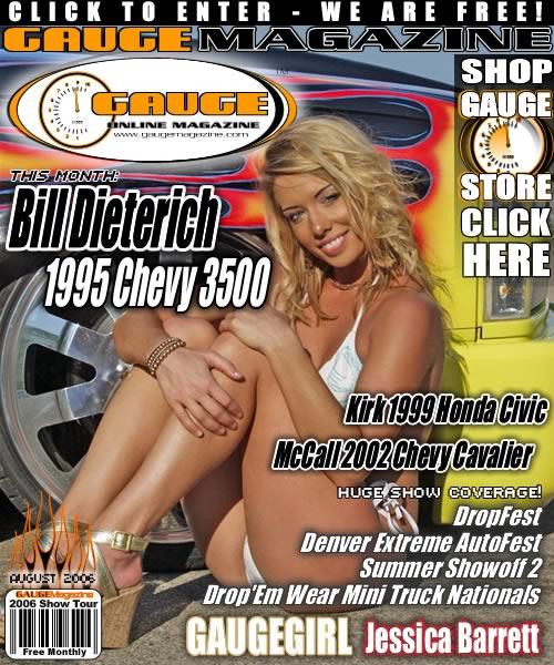 Gauge Magazine Issue - August 2006