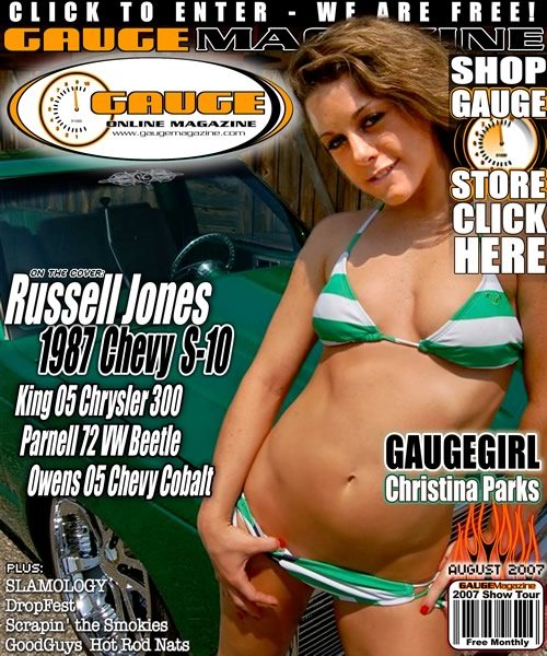 Gauge Magazine Issue - August 2007