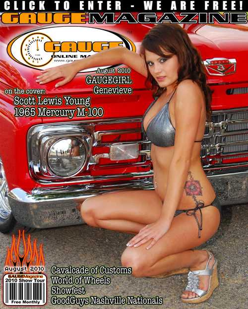 Gauge Magazine Issue - August 2010