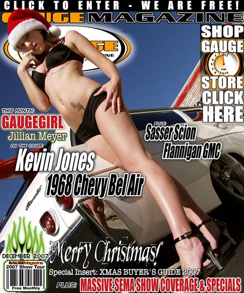 Gauge Magazine Issue - December 2007