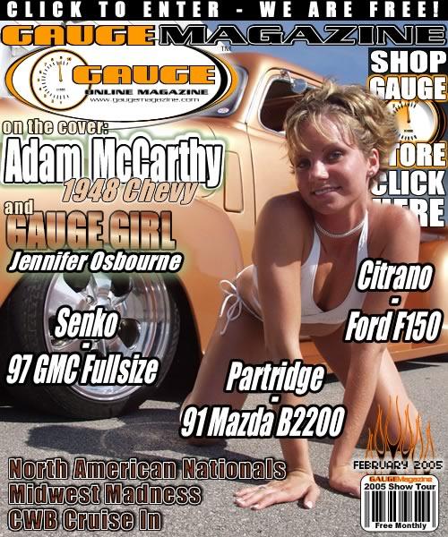 Gauge Magazine Issue - February 2005
