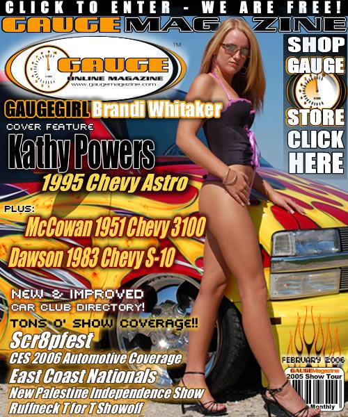 Gauge Magazine Issue - February 2006