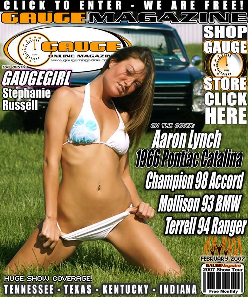 Gauge Magazine Issue - February 2007