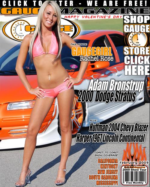 Gauge Magazine Issue - February 2009