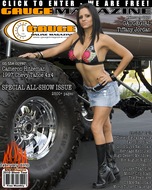 Gauge Magazine Issue - February 2010