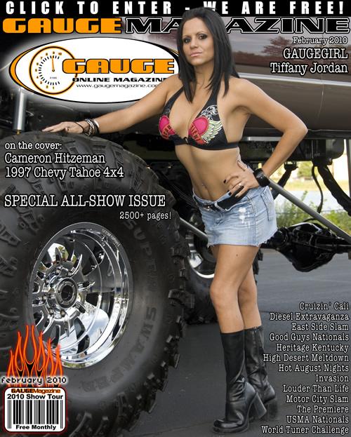 Gauge Magazine Issue - February 2010