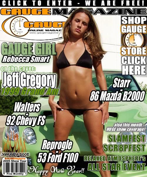 Gauge Magazine Issue - January 2005