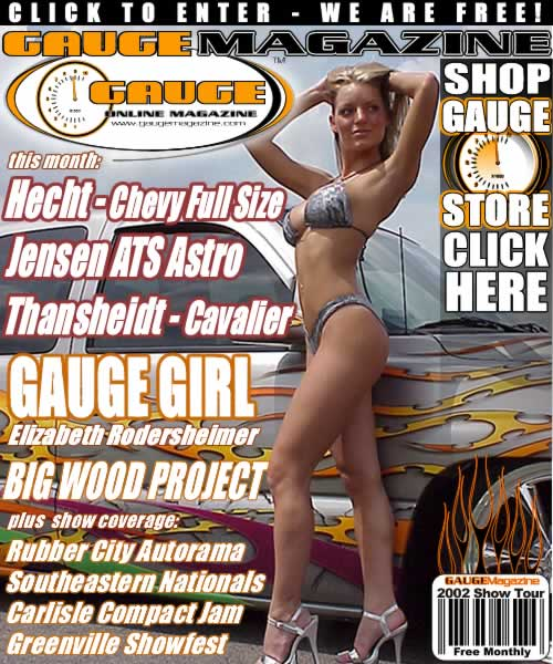 Gauge Magazine Issue - July 2002