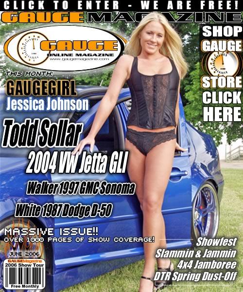Gauge Magazine Issue - July 2006