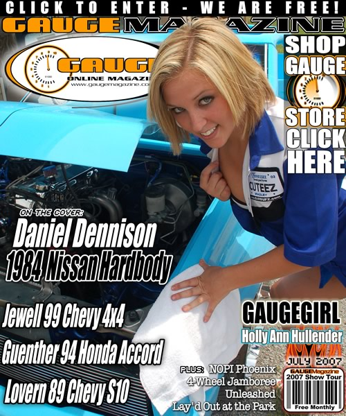 Gauge Magazine Issue - July 2007