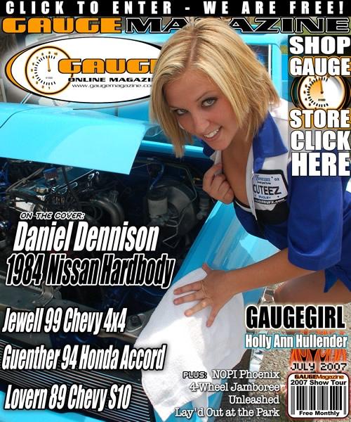 Gauge Magazine Issue - July 2007