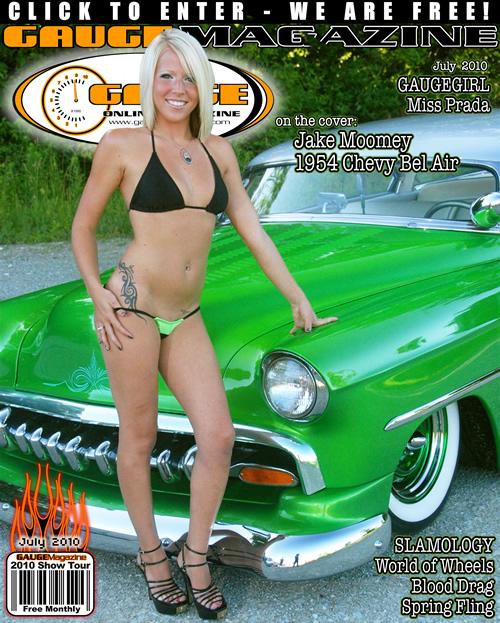 Gauge Magazine Issue - July 2010