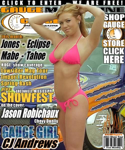 Gauge Magazine Issue - June 2003