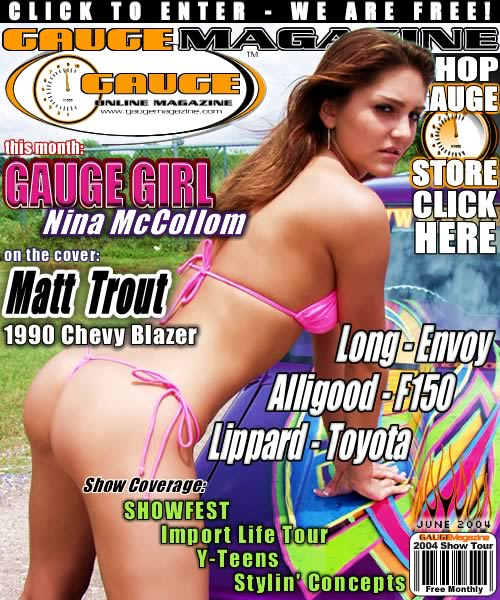 Gauge Magazine Issue - June 2004