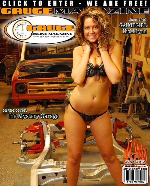 Gauge Magazine Issue - June 2010