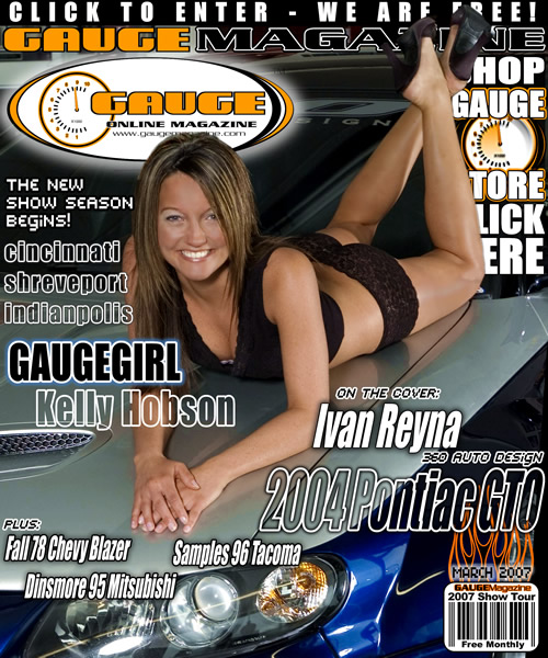 Gauge Magazine Issue - March 2007